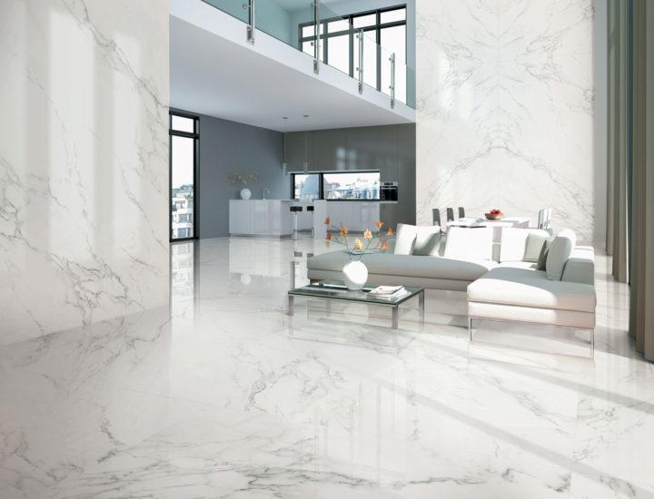 Wall Tiles: CT Statuario 30x90cm